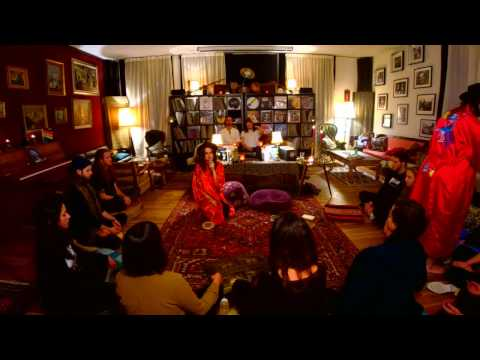 Livingroom Session Create Tales with Nico Sun & Nicola Noir | Kasheme