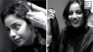 Banita Sandhu's Heartfelt Post On Chopping Her Hair For October Will Make You Cry | LehrenTV