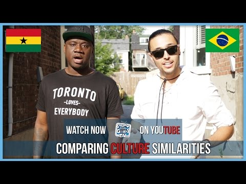 [NICK] LATINOS vs AFRICANS