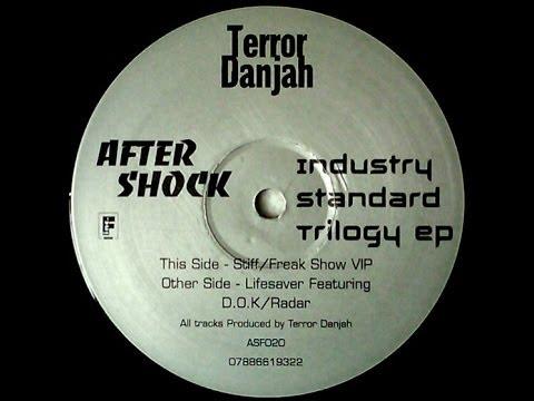 TERROR DANJAH - INDUSTRY STANDARD TRILOGY EP (4 Clips)