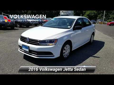 Certified 2016 Volkswagen Jetta Sedan 1.4T S, Monroeville, NJ P364873