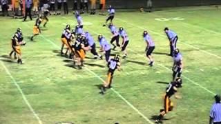 #14, Connor York, Qb, Upperman, H.s. Class Of 2014, Soph. Video