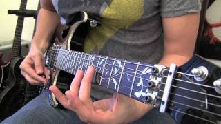 How to make your guitar SQUEAL! - Rock Guitar Lesson