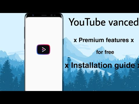 How to use /install YouTube vanced 2020 in hindi (Eng sub update soon)