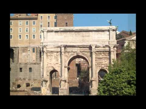 Triumphal Arches, Roman Forum