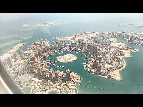 Doha, Qatar | Stunning Aerial view