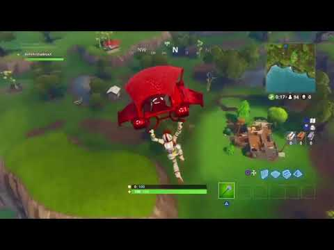 How to find week 4 battle star / Search Mission | Fortnite Battle Royale
