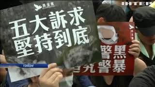 Twitter і Facebook звинуватили Китай роздмухуванні ворожнечі в Гонконзі