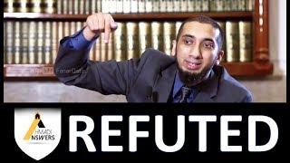 Nouman Ali Khan REFUTED by Ahmadi Muslim (Qadiani)