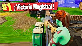 LA MEJOR PARTIDA Y ESCONDITE ÉPICO!! Fortnite: Battle Royale