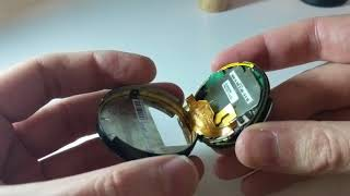 Moto 360 v1 Battery Replacement (the easy way)