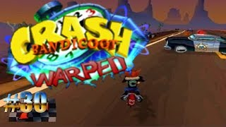 Asfalto Naranja/Crash Bandicoot: Warped #30