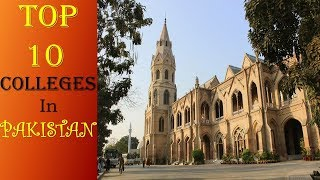 Top 10 Colleges - Top 10 Colleges In Pakistan