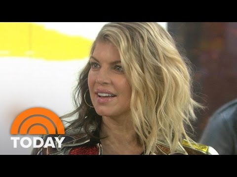Fergie On The Black Eyed Peas, Release Of New Solo Album 'Double Dutchess' | TODAY