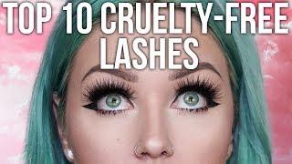 TOP 10 CRUELTY-FREE EYELASHES | KristenLeanneStyle