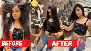 My Hair Transformation 2021😍 New Look 🥰