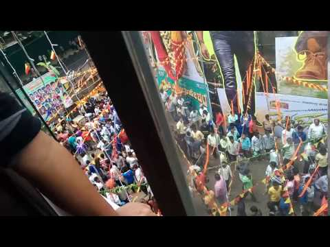 #JagguDada Theatre Crowd Reaction..!!