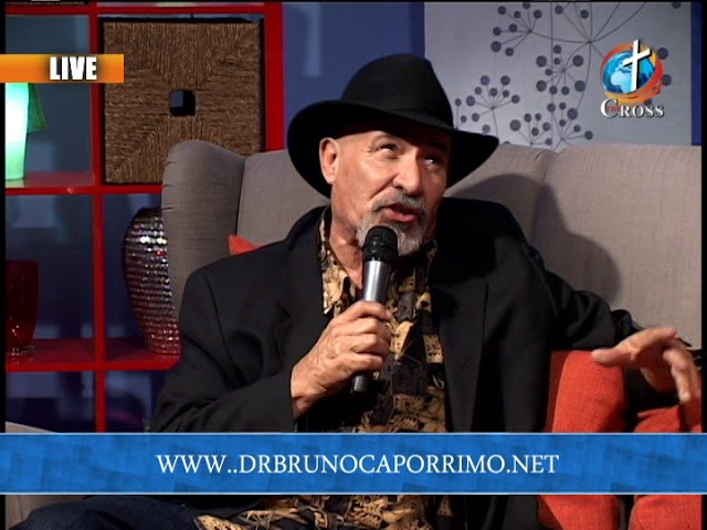 Dr.Bruno caporrimo (Joseph Global Institute Show Featured) 12-28-2017