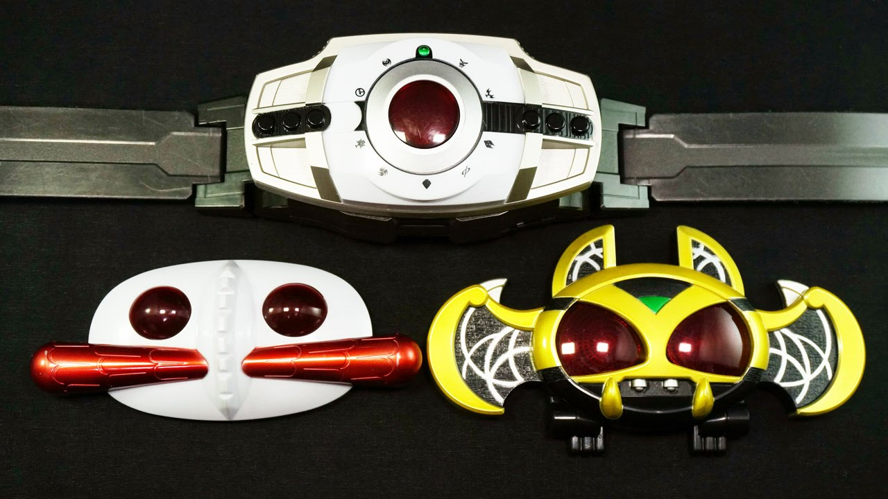Triple Change Henshin Belt