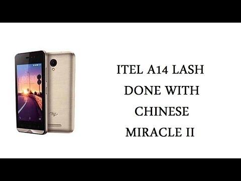 ITEL A14 FLASH
