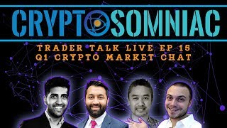 Trader Talk | Bitcoin Volatility | Q1 Round Up