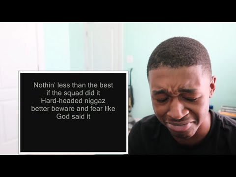 BIG PUN  BEWARE LYRICS  REACTION