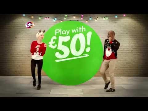Wink Bingo Ad