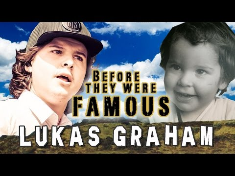 LUKAS GRAHAM - Before They Were Famous