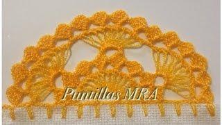 Puntilla para servilleta MRA 13