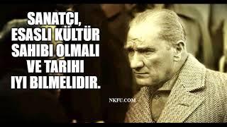 Atatürk ün müzik ile ilgili görüşleri