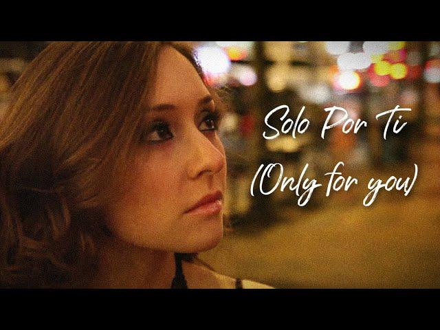Love song - Solo Por Ti (Just for you) - Dina Layzis