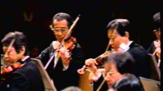 Sibelius Symphony No. 1 in E minor, Op. 39 mov.IV, Conductor: Horst Stein