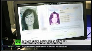Airports rush to adopt controversial facial recognition tech