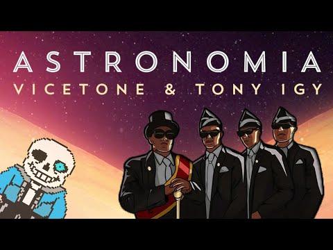 Coffin Dance Meme (Megalovania Remix) Astronomia