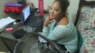 She Ready to Get Lit! | Vlogmas 14