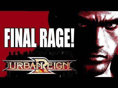 ENDING RAGE! Urban Reign  (#8)