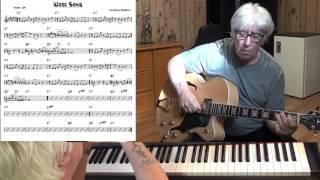 Written nat adderley - improvisation guitar & piano yamaha clp 270