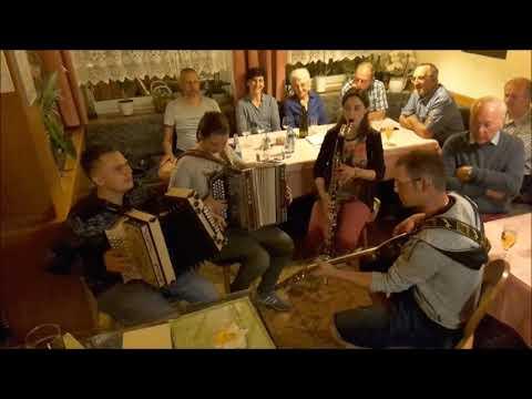 Stammtischmusikanten aus dem Burggrafenamt