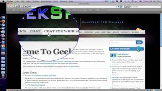 How to make a free chat room for your website Mp3