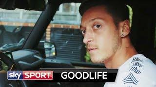 Die Autos von Mesut Özil, Aubameyang und Ronaldo + mehr! | Goodlife #7