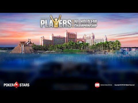 PokerStars NLH Player Championship, финальный стол (с показом закрытых карт)