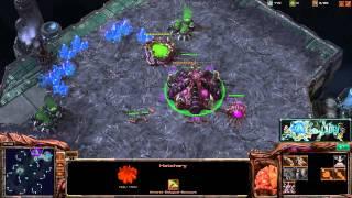 NovaWar Says Game 16 Part 1 [Dragon Cleavage] -- Starcraft 2 [LAGTV]
