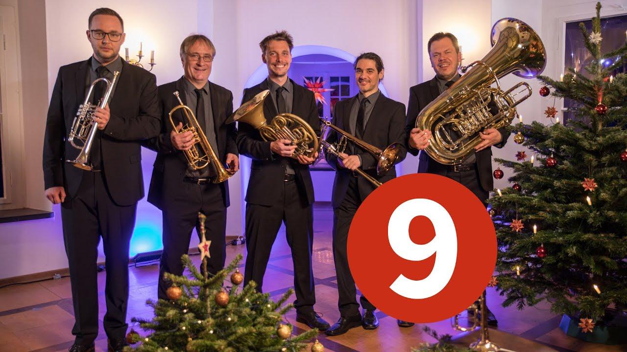 Türchen 09 - Classic Brass und drei Haselnüsse