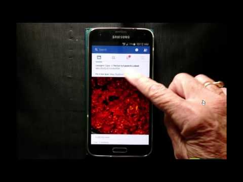Facebook Android App, how to turn off Video Autoplay