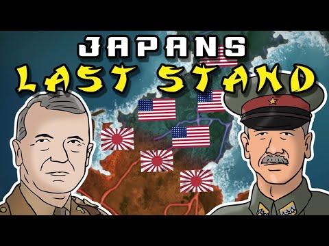 Battle of Okinawa | Animated History