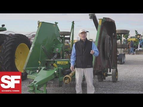 John Deere HX15 Mower Sells | Steel Deals | Successful
