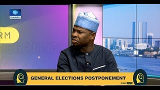 Analyst Berates INEC Over Postponement Of Elections Pt.1 |Rubbin' Minds|
