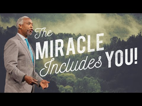 The Miracle Includes You | Bishop Dale C. Bronner | Word of Faith Family Worship Cathedral