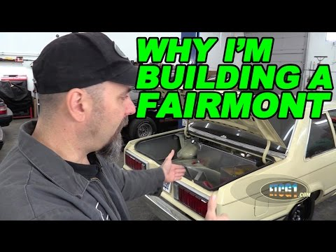 Why I'm Building a Fairmont