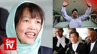 """Jong-nam murder: """"I'm happy!"""" says Doan after escaping death penalty"""